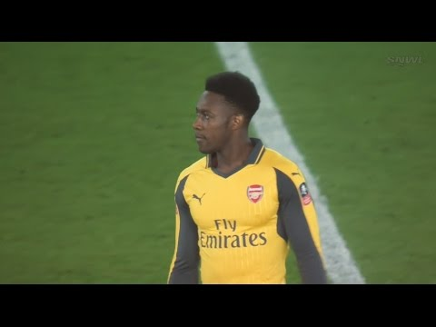 Danny Welbeck vs Southampton (Away) 16-17 HD 60fps [FA Cup]