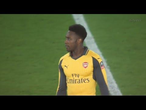 Danny Welbeck vs Southampton (Away) 16-17 HD 60fps [FA Cup]