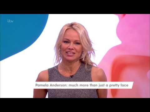 Pamela Anderson on the New Baywatch Movie | Loose Women