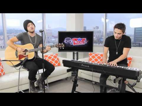 Live On Sunset - The Cab 'Angel With A Shotgun' Acoustic Performance