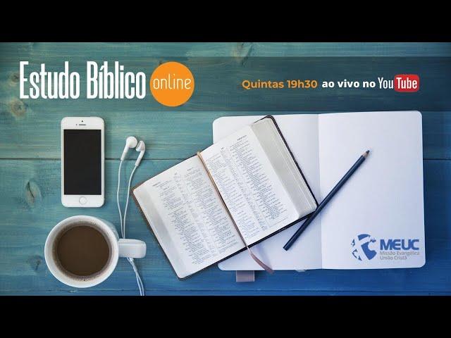 Estudo Bíblico 22.07.21 - Atos 21.15-26 - Tobias Kunz e Nicholas Faht