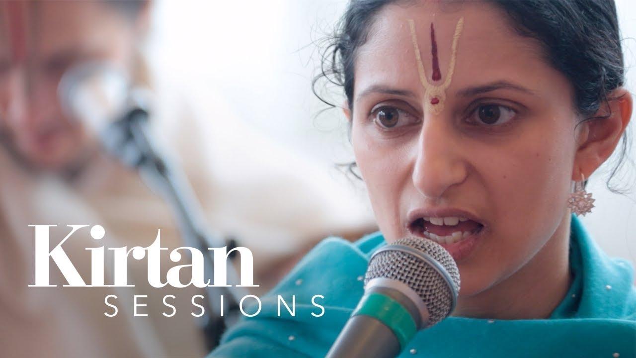 He Nandalala at The Ashram | Kirtan Sessions