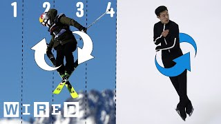 Why It's Almost Impossible to Do a Quintuple Jump | WIRED