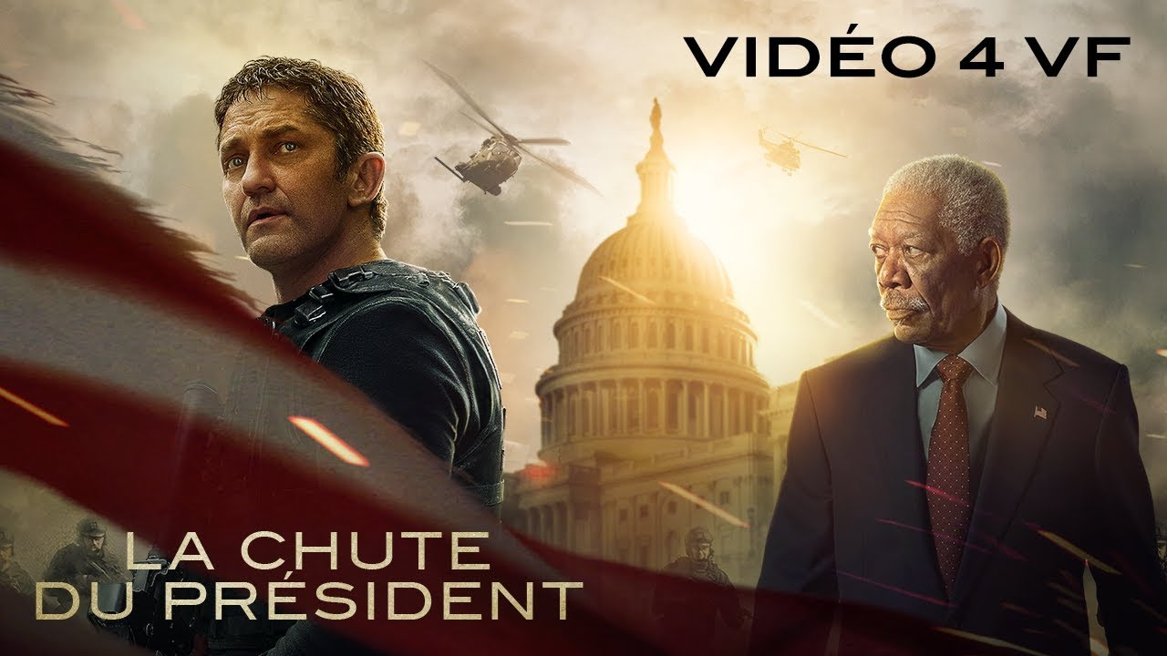 LA CHUTE DU PRESIDENT - Video 4