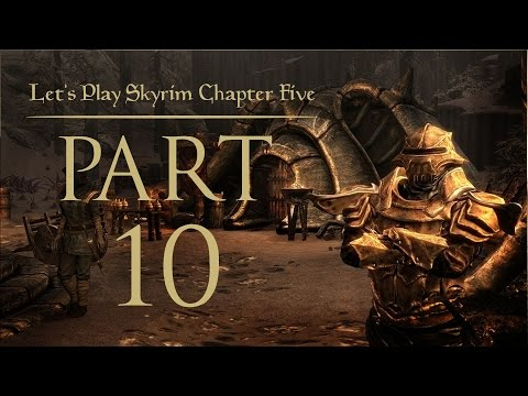 Let's Play Skyrim Chapter 5 (Dragonborn) - Part 10
