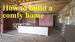 How to build a quiet and comfortable Barndominium 158 - The Barndominium Show - E90