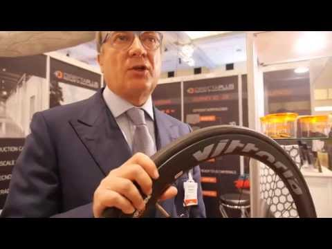 Fastest Bicycle Tyre in the World using Graphene by Directa Plus & Vittoria Group