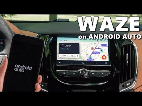 waze for android auto overview youtube. Black Bedroom Furniture Sets. Home Design Ideas