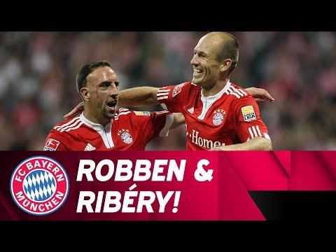 "Daylight ""Robbery""   Robben & Ribéry Debut vs. Wolfsburg   2009/2010 Season"