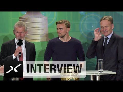 Hans-Joachim Watzke und Paul Breitner uneinig über Videobeweis | Borussia Dortmund | FC Bayern