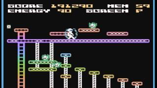 Atari 800 : Mr. Robot - complete
