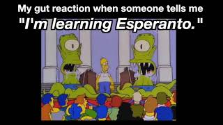 Esperanto: the Third Party Candidate of Languages 👽