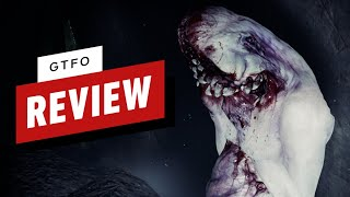 GTFO Early Access Review (Video Game Video Review)