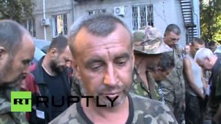 Ukraine: Over 100 pro-Kiev soldiers captured in Ilovaysk