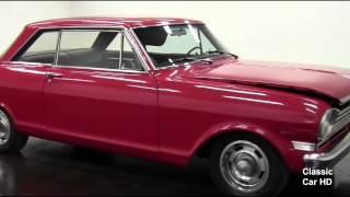 1964 Chevrolet Chevy II Nova - Classic Car HD