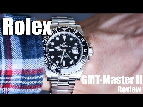 Rolex GMT-Master II Review