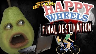 Pear Plays - HAPPY WHEELS: Final Destination!