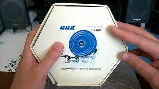 Экспресс-обзор - портативного аудио/видеоплеера - BBK PV430T - спустя 12 лет???? за - 10$