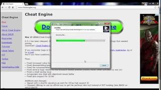 How to Download and Install Cheat Engine 6.5.1 and Open Physical Memory