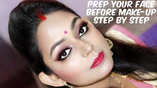Prep Your Skin Before Makeup In This Festive & Wedding Season