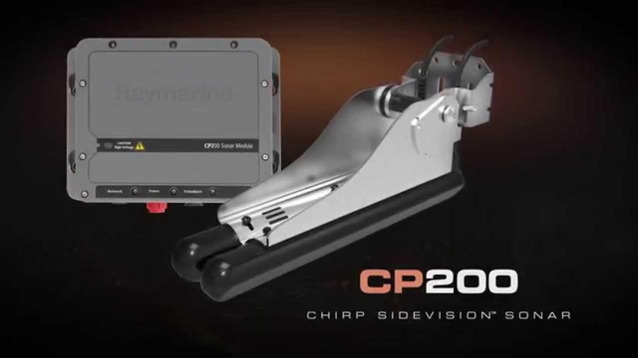 cpt-200 raymarine