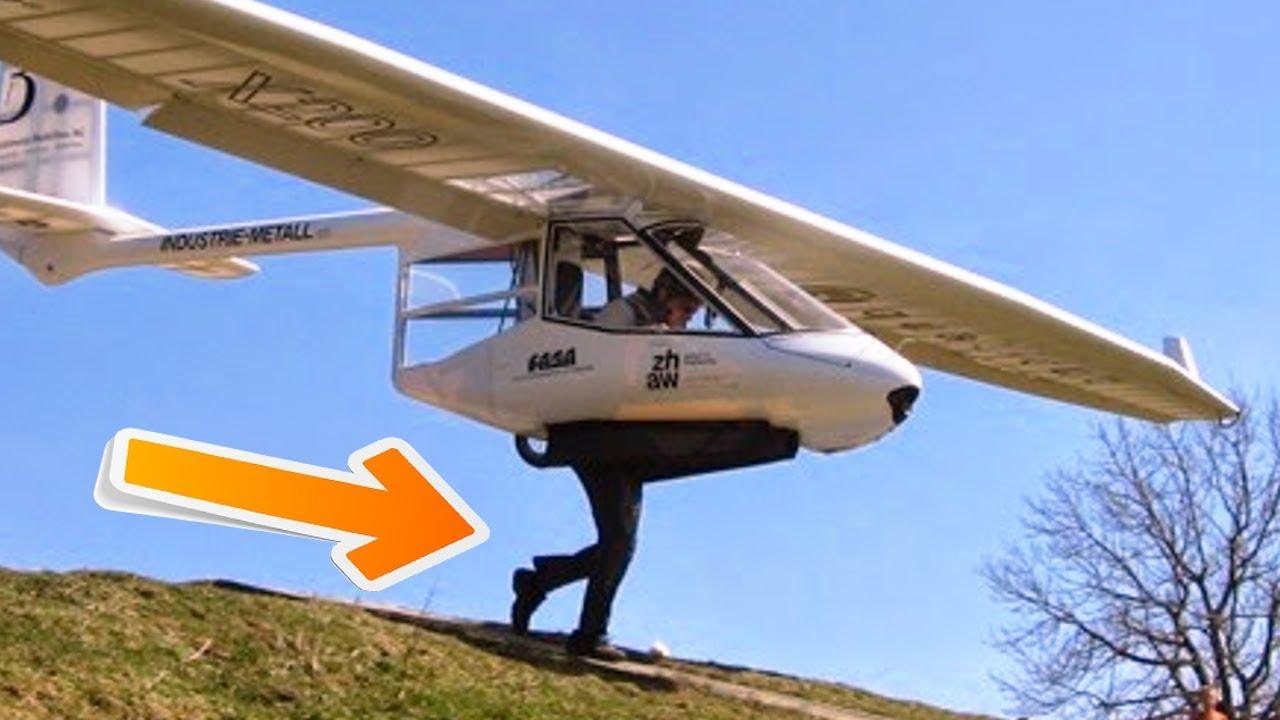 Това са 6 от най-удивителните летателни апарати, които наистина съществуват!
