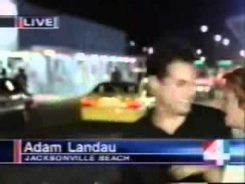 reporter attacked