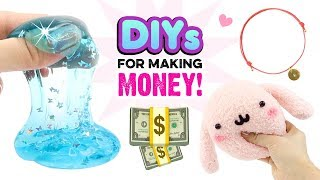 MAKE MONEY With These DIYs!! Handmade Products & Xmas Gift Ideas that People Actually Use!