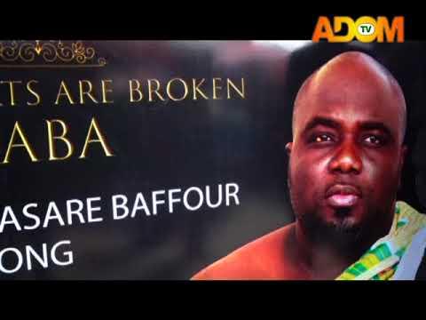 'Go To Court To Withdraw 2018 Budget' - Badwam Mpensenpensenmu on Adom TV (23-11-17)
