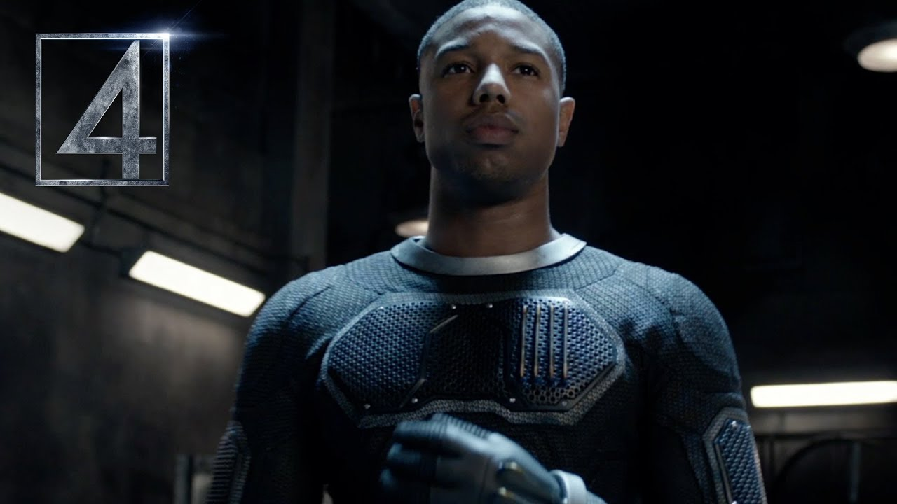 """Johnny Storm """"The Human Torch"""" [HD"""