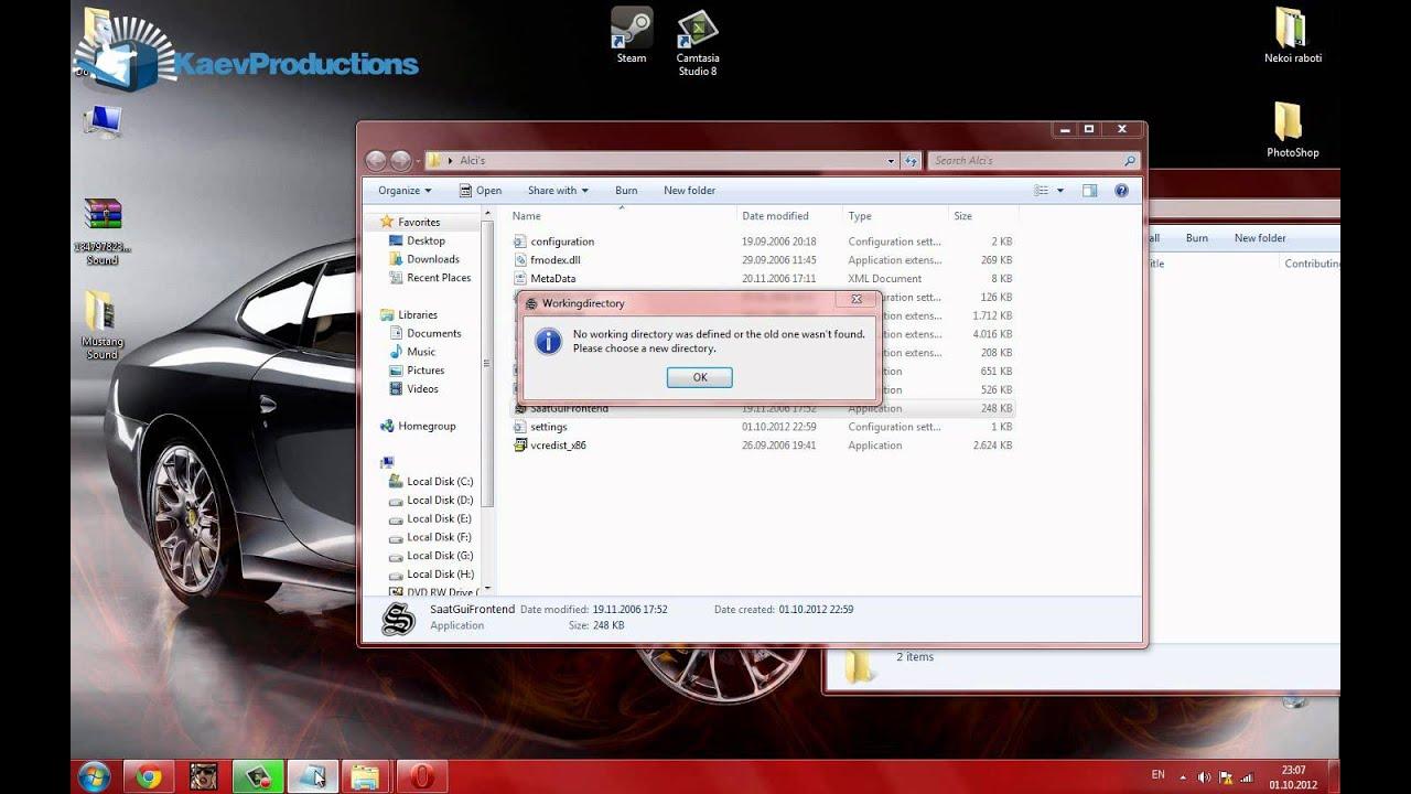 How to install sound mods - GTA San Andreas by Andrej Kaev