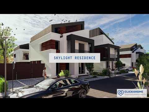 Skylight proiect Click4home vila Tunari _film de prezentare