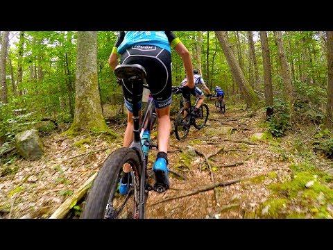 New England's Biggest Mountain Bike Race - Landmine MTB Classic 2018 (4K)