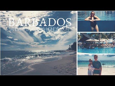 SANDALS BARBADOS | A TROPICAL ROMANTIC HONEYMOON