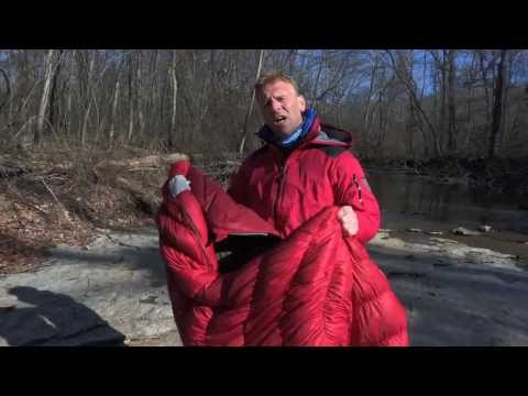 BACKPACKING TIP: Staying Warm in Your Sleeping Bag
