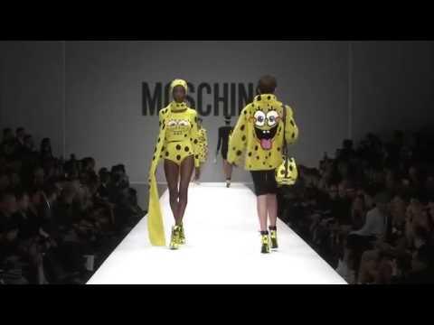 Moschino Fall Winter 2014 2015 Fashion Show