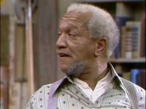 Sanford & Son - S06E19 - The Reverend Sanford
