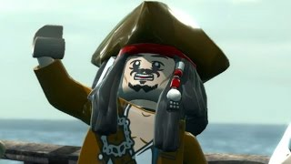 LEGO Pirates of the Caribbean - 100% Guide #7 - A Touch of Destiny (All Collectibles)