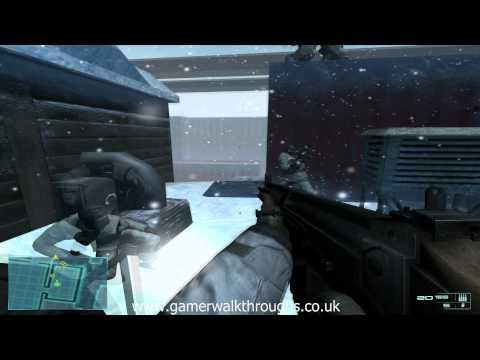 SAS: Secure Tomorrow Walkthrough - Camp Century