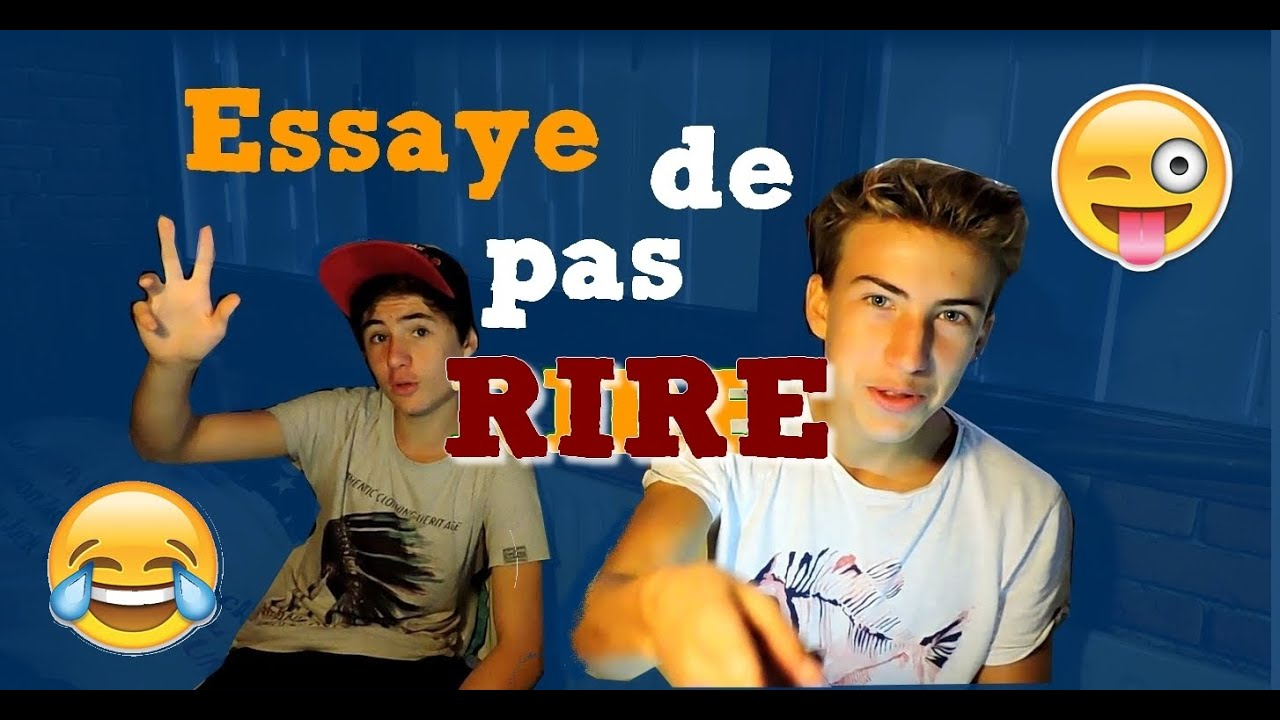 essaye de ne pas sourire ou rire youtube Paper structure expository essay writing help college related post of essaye de ne pa rire ou sourire on youtube essayer de ne pas rire ni sourire.