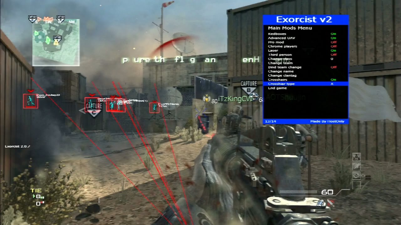 Mw3 ps3 hacks | Modern Warfare 3: *FREE* USB Mod Menu - 2019-02-12