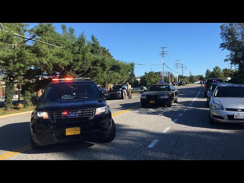 Police confirm three killed in Maryland shooting