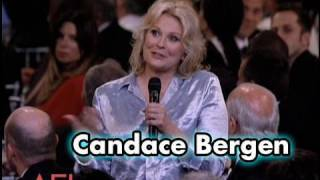 Candace Bergen Salutes Mike Nichols at the AFI Life Achievement Award