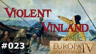 #022  - Violent Vinland, Europa Universalis 4 El Dorado