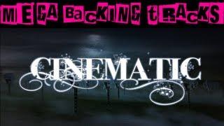 Cinematic Ambient Guitar Backing Track (Cm/Dm) | 60 bpm - MegaBackingTracks