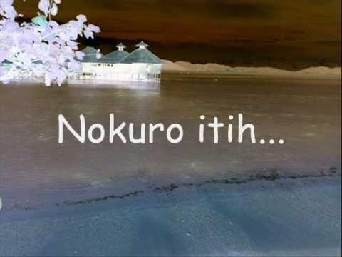 Ridah-sopirosi-rosi lyric on screen.wmv