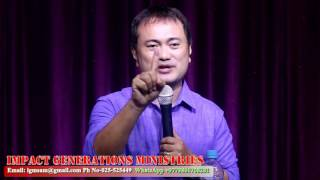 SAMUEL TAMANG - WHY CHRISTIANS FALL ON THE WAY ? Nepali