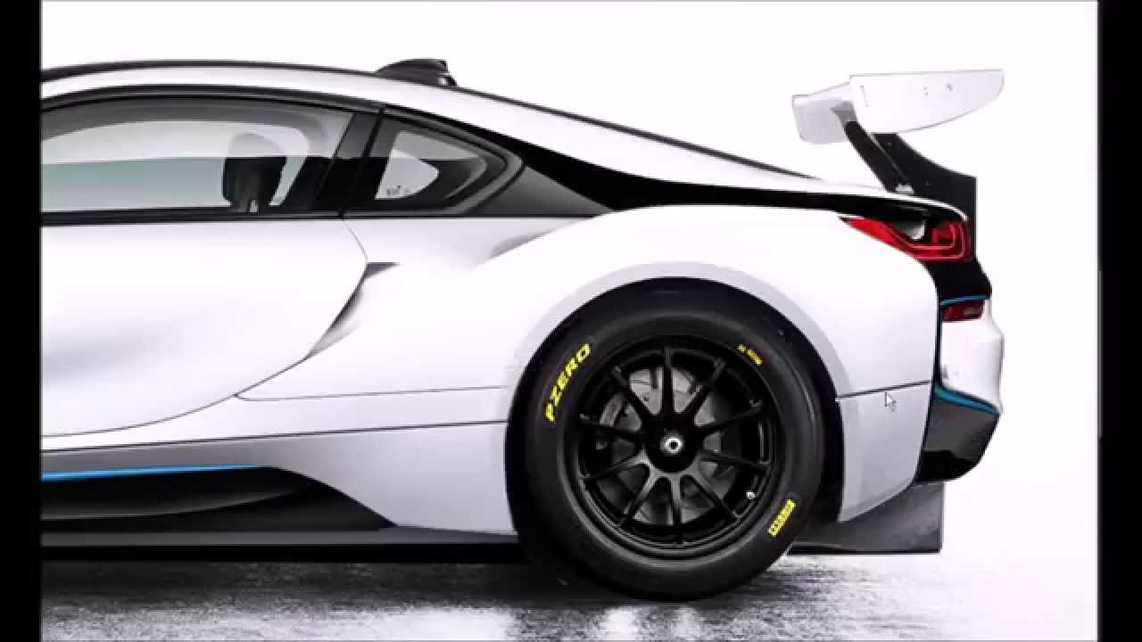 Bmw I8 Gt3 Concept Side Youtube