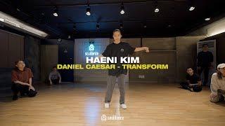 Daniel Caesar - Transform (ft. Charlotte Day Wilson)   HAENI KIM Choreography