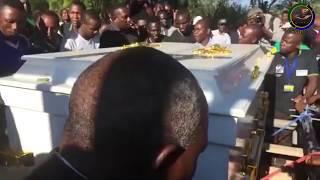 Maria na Consolata wakizikwa kwenye makaburi ya Consolata Tosamaganga Iringa
